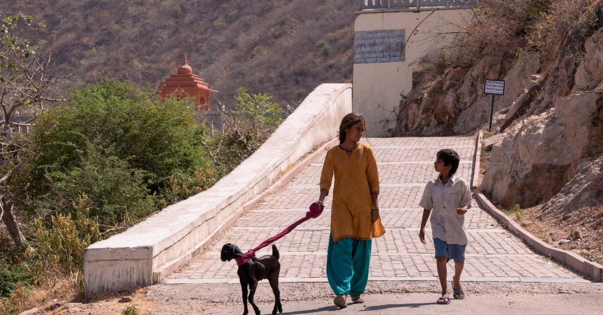 Rachel Saanchita Gupta in 'Skater Girl'