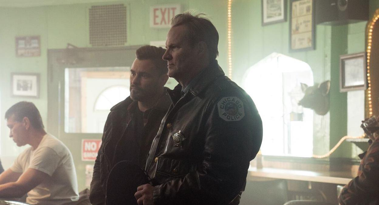 Jack Coleman and Patrick Flueger on 'Chicago P.D.'