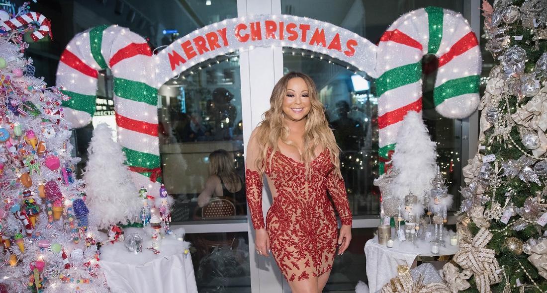 mariah carey holiday special