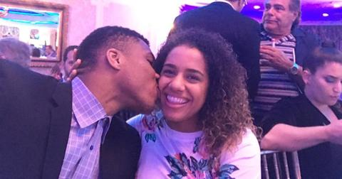 Giannis Antetokounmpo's Girlfriend Mariah — Here's What We ...