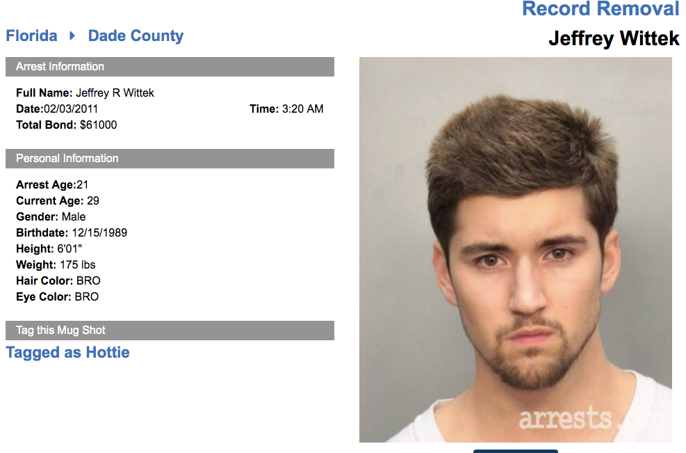 Why Did Jeff Wittek Go to Jail? Details on His Run-In With the Law