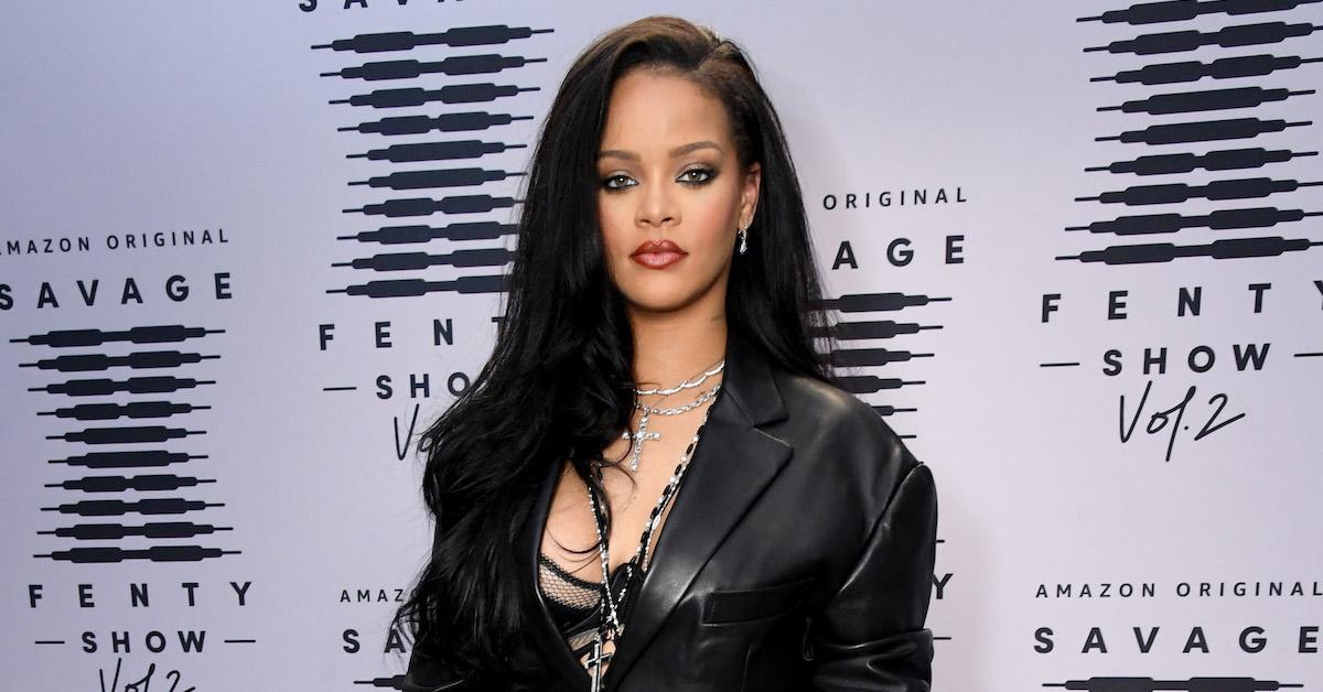 New boyfriend rihanna Rihanna &