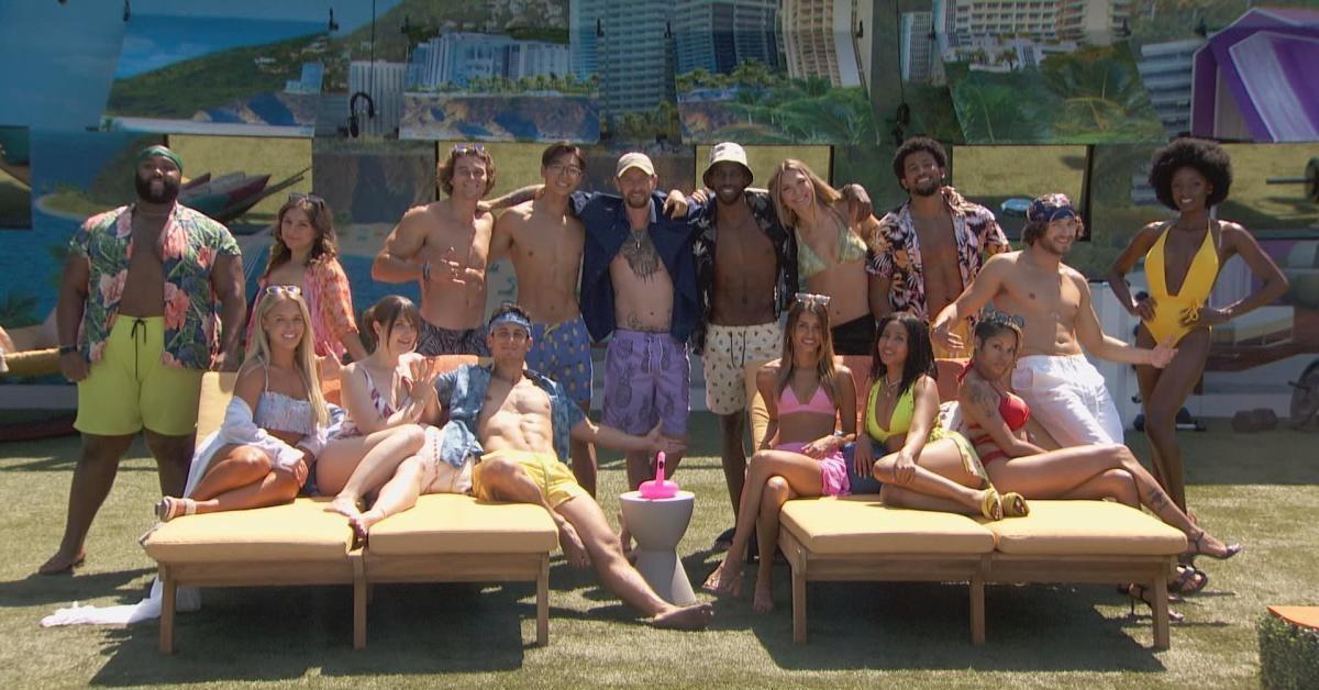 'Big Brother' Season 23 Cast
