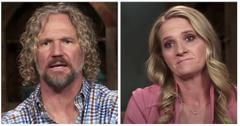 Kody Brown and Christine Brown from 'Sister Wives'