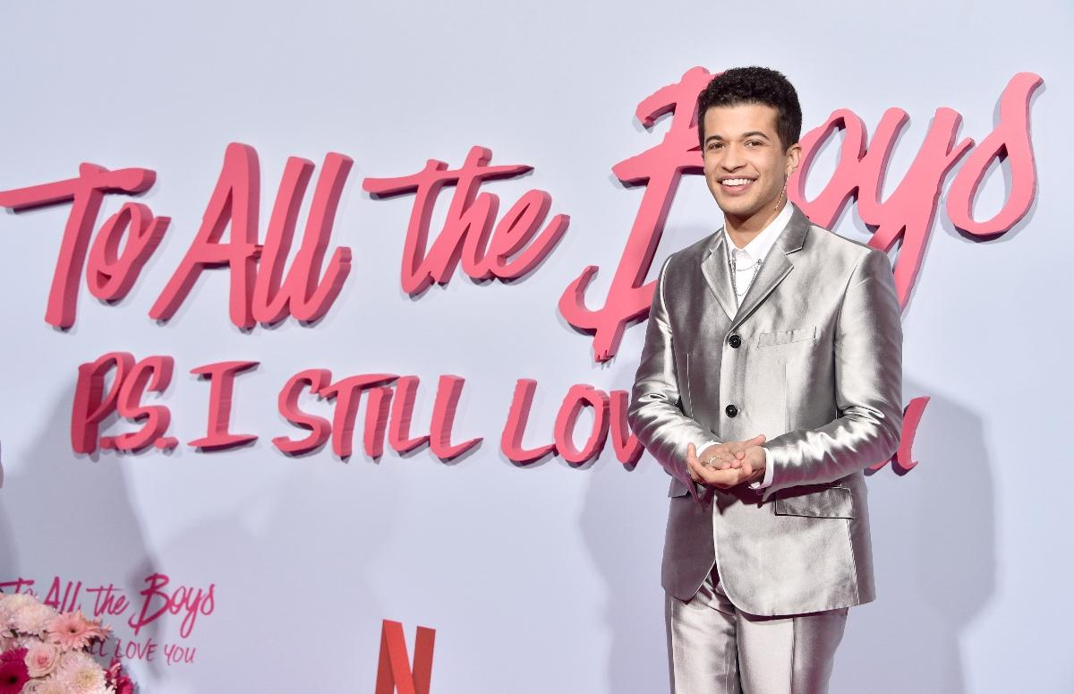 "Jordan Fisher attends the Premiere Of Netflix's ""To All The Boys: P.S. I Still Love You"" at the Egyptian Theatre."