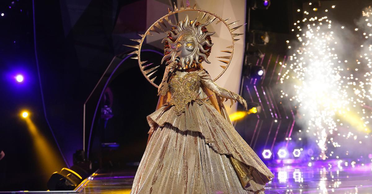 the sun masked singer