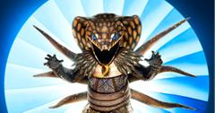 who is serpent masked singer