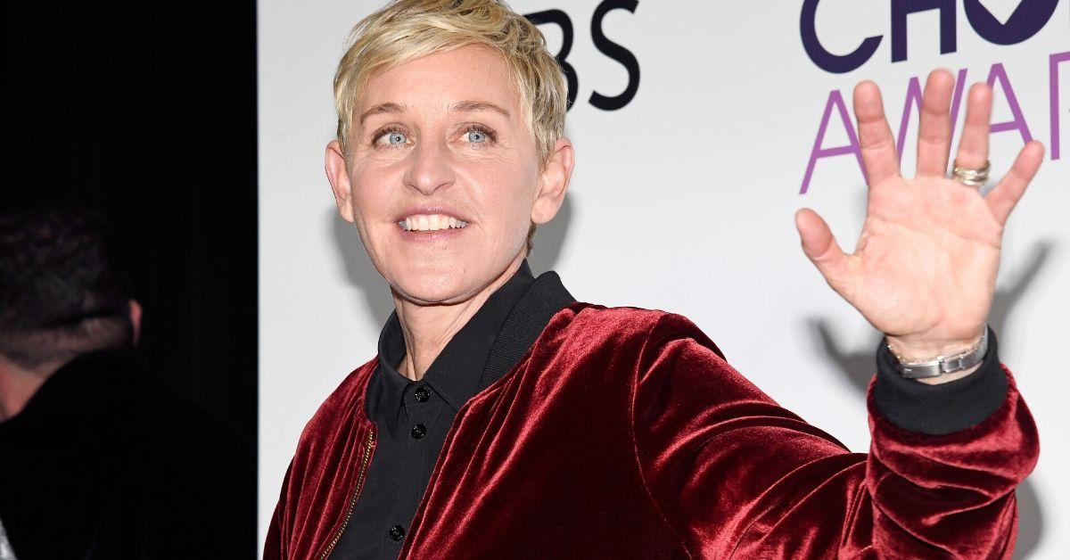 Rumors Are Circulating That 'The Ellen DeGeneres Show' Is Going to Be Canceled