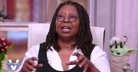 Whoopi Goldberg talks about when she was cancelled