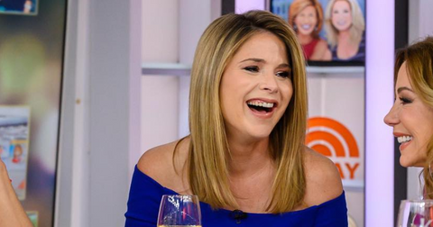 jenna bush hager today show