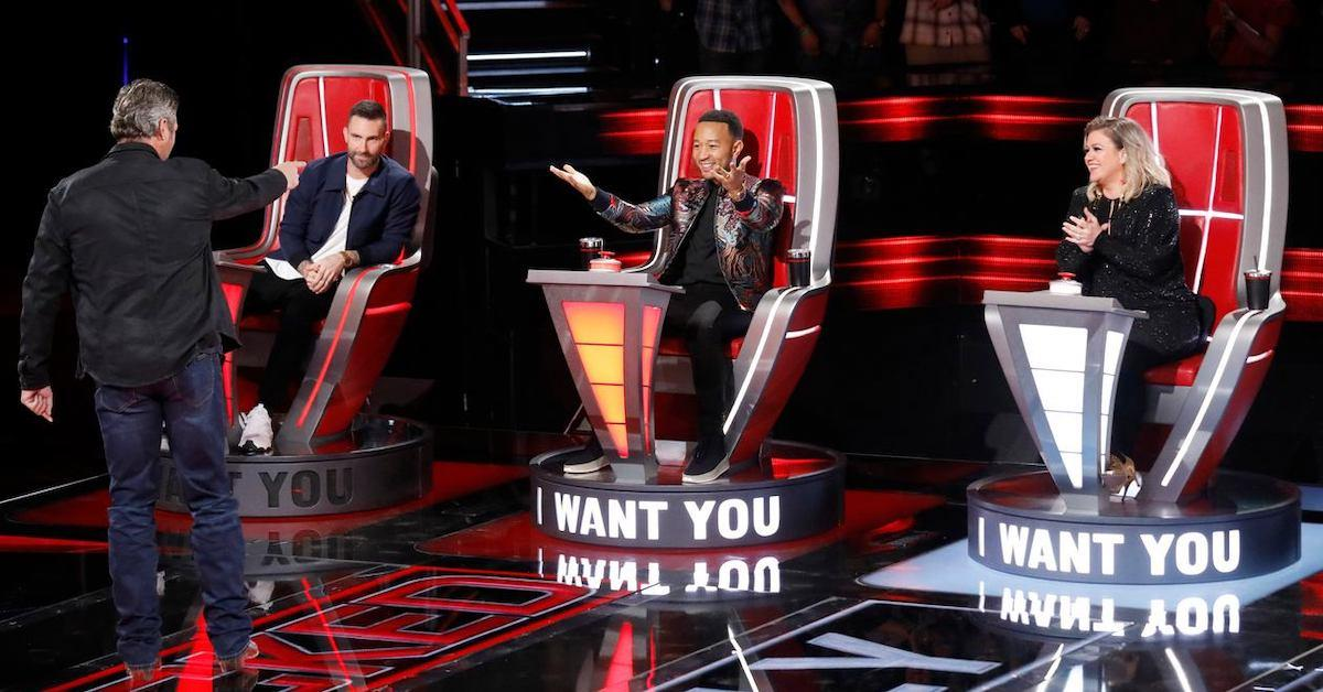 What Is John Legend's Salary on 'The Voice'? Details