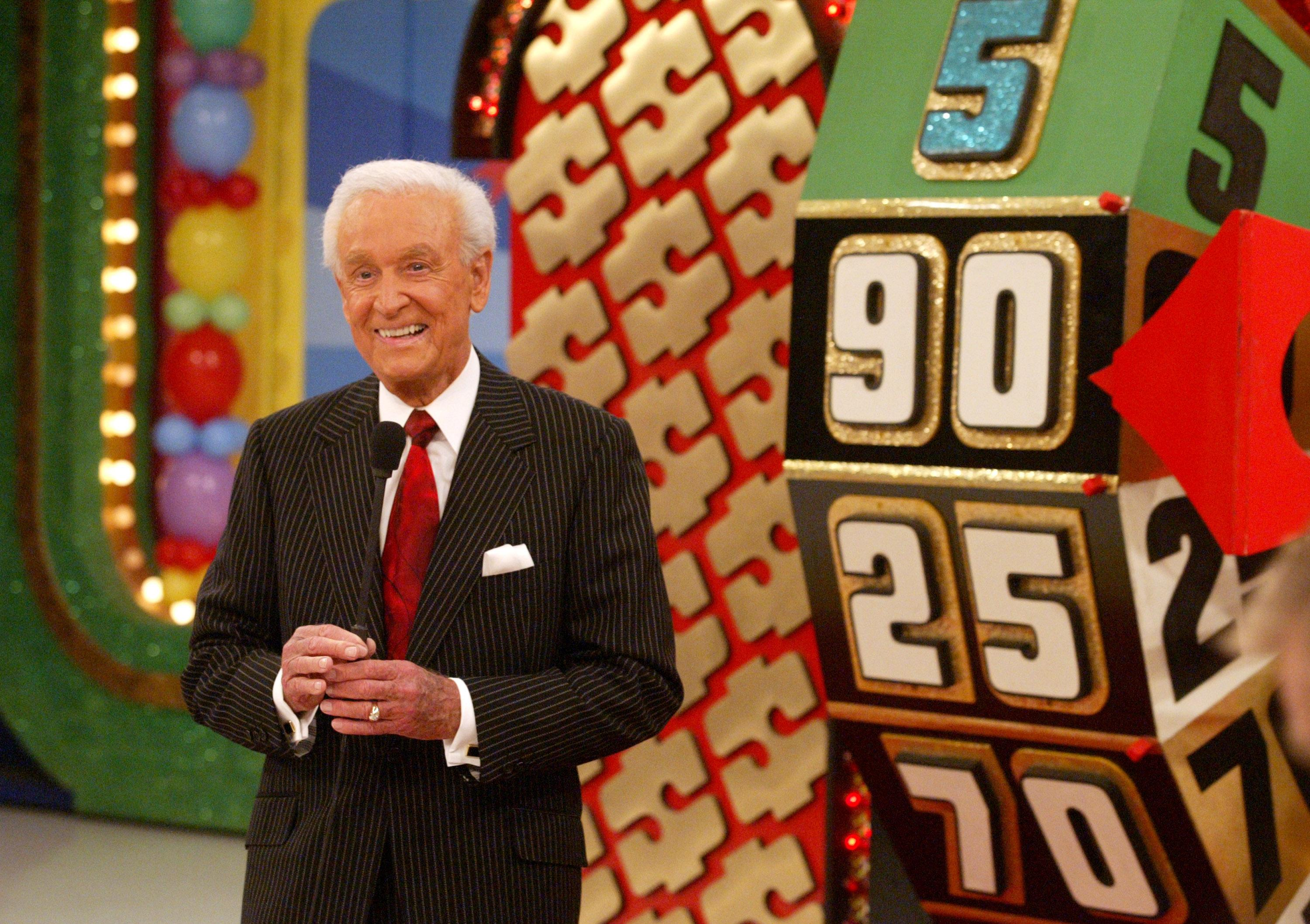 bob barker on price is right