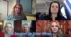 Kody Brown, Meri Brown, Christine Brown, Janelle Brown, Robyn Brown