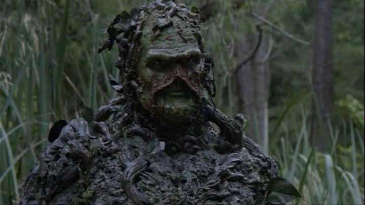 is swamp thing a good guy