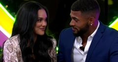 Cely and Johnny on Love Island
