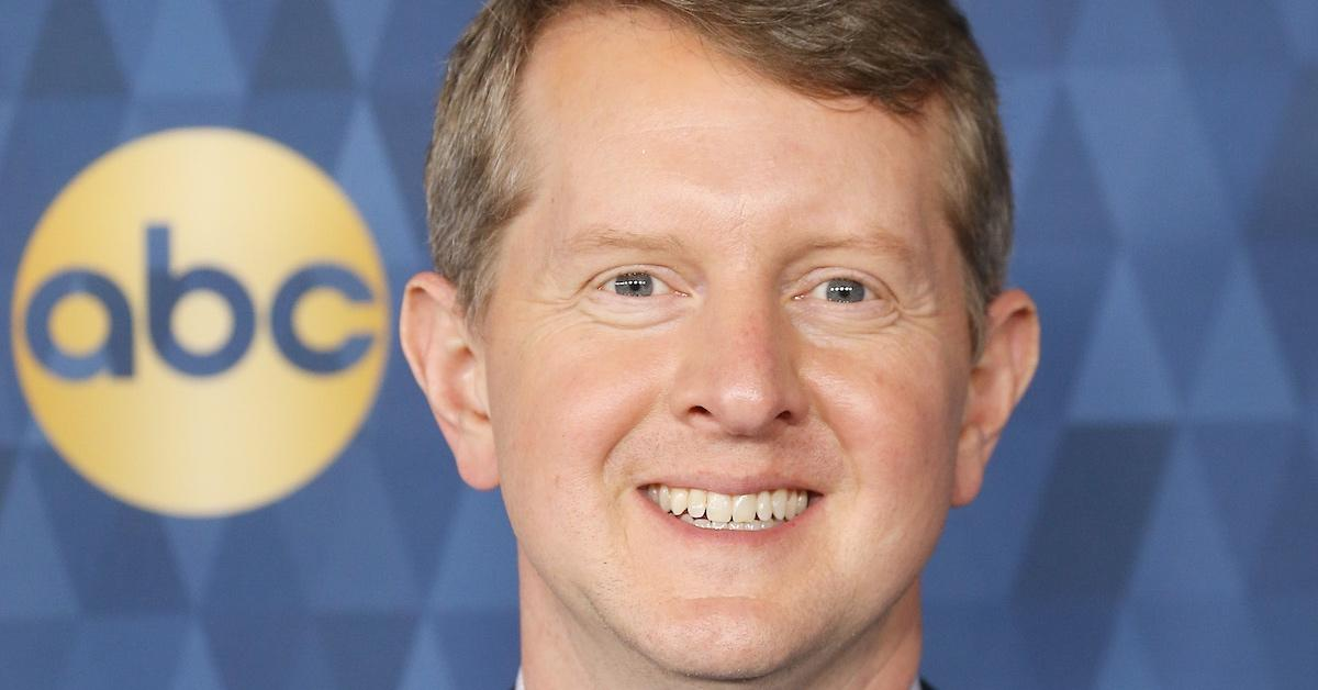 Guest 'Jeopardy' Host Ken Jennings