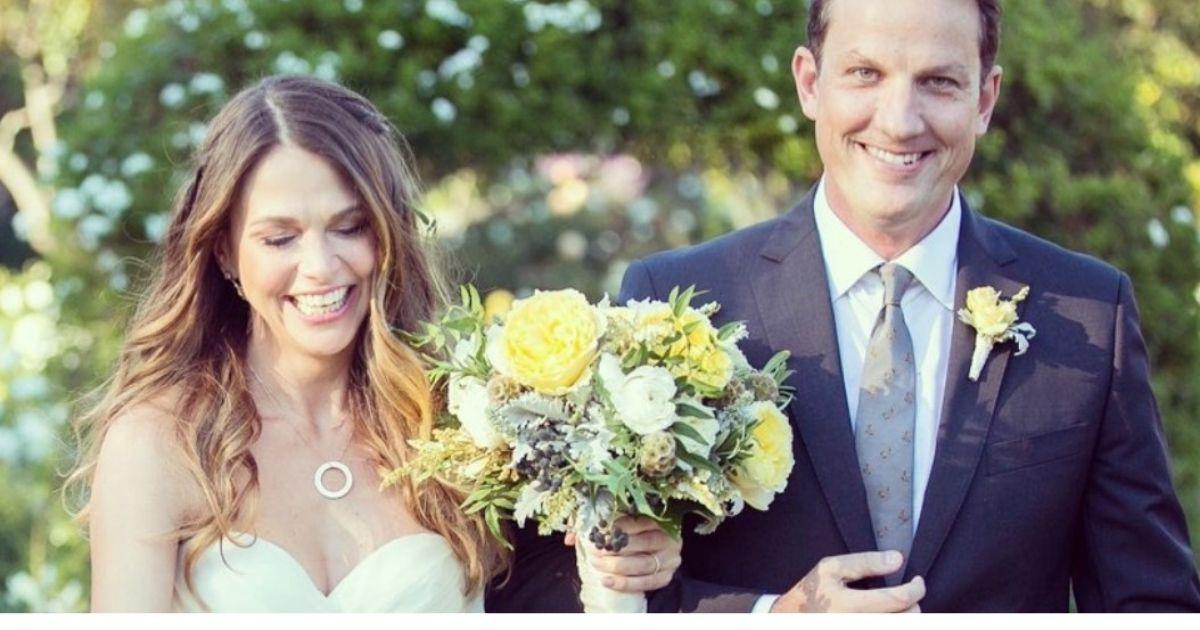 sutton foster married