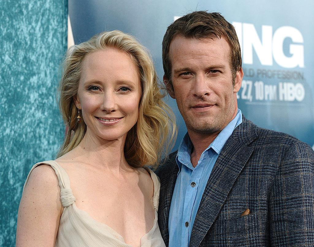 Is dating who anne now heche Who is