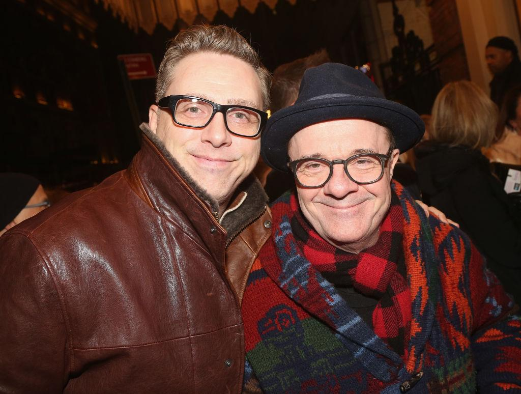 Nathan Lane Has the Most Adorable Relationship With His Husband