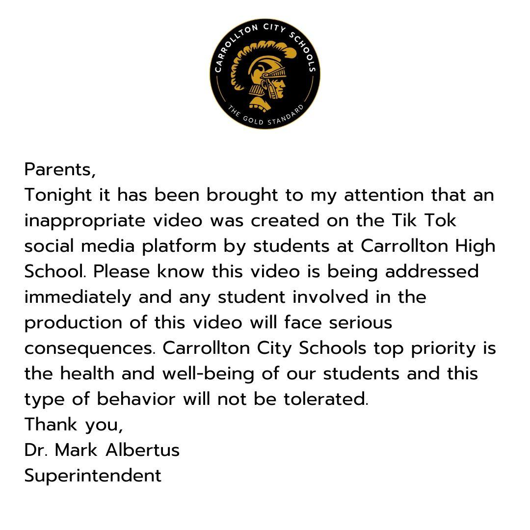 carrollton school albertus
