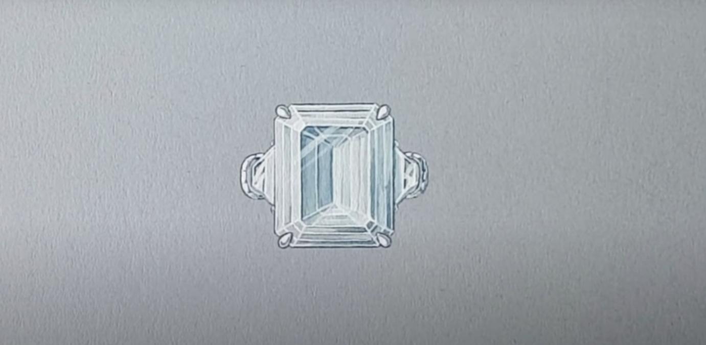 Paris Hilton's Engagement Ring
