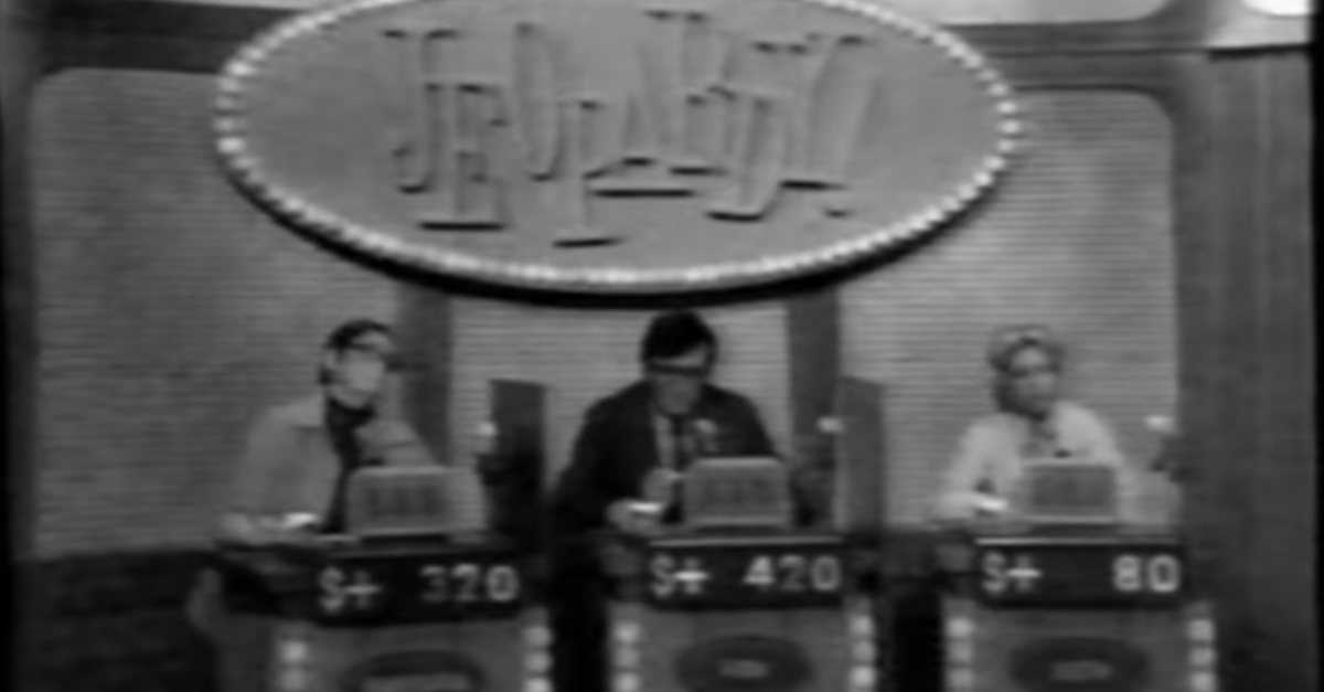 Jeopardy! in 1964