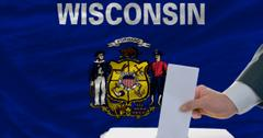 why does wisconsin have more votes than registered voters