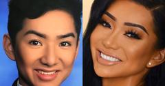 Nikita Dragun before and after