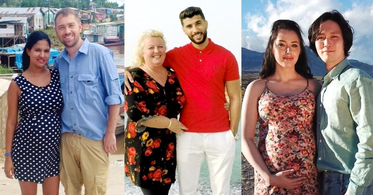 90 Day Fiancé: The Other Way' Spoilers — Wedding, Babies