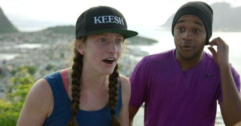 Are Becca Droz and Floyd Pierce Dating? 'Amazing Race' 2019