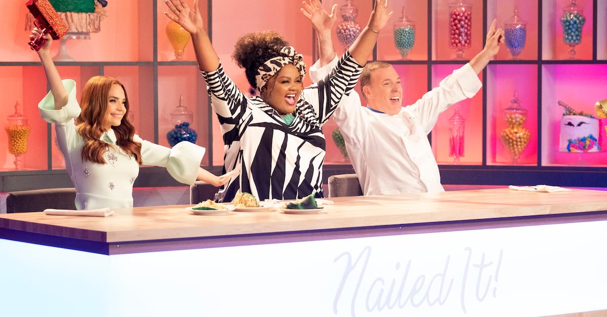Nailed It!' Season 3 Guest Judges — Learn Who They Are and