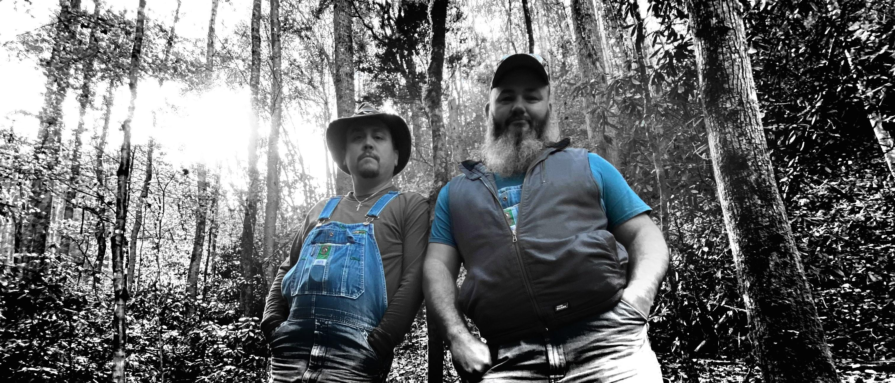 Mike and Jerry From 'Moonshiners'