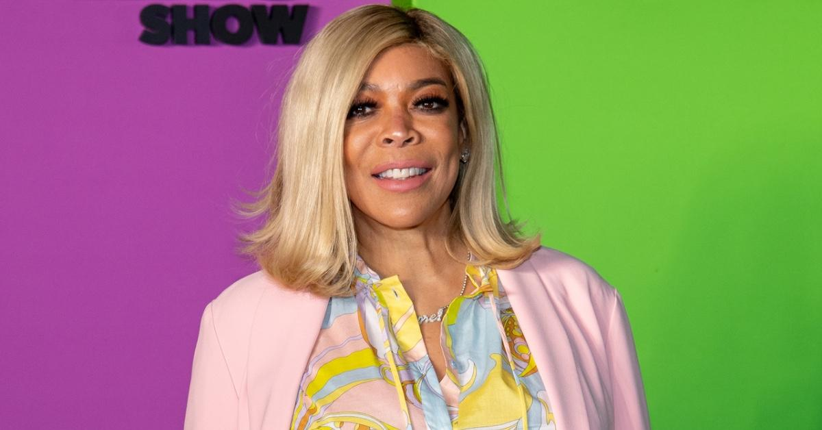 Wendy Williams attends 'The Morning Show' premiere