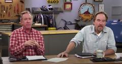 Tim Allen and Richard Karn