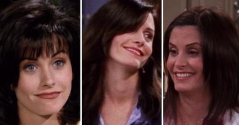 Rachel Friends Hair Season 1