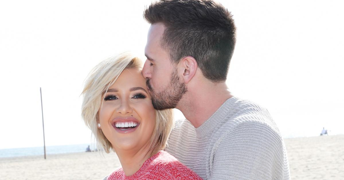 savannah chrisley engaged