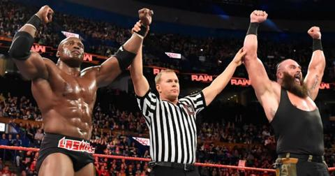 Injury Update on Bobby Lashley and Braun Strowman Following RAW