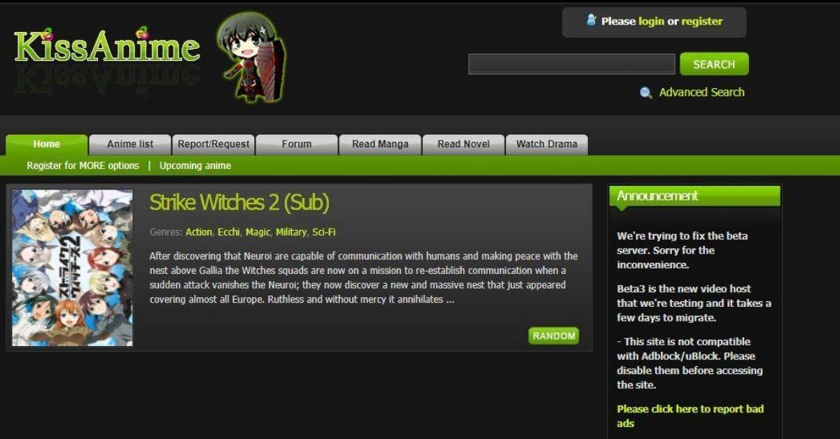 What Happened to KissAnime? We Have Some Bad News