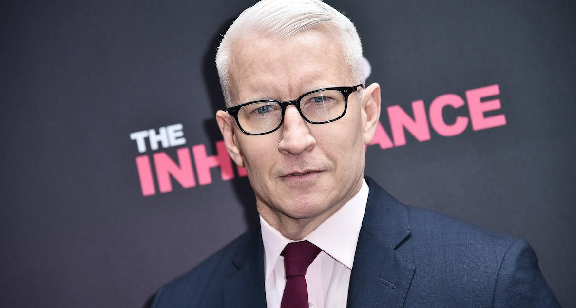 anderson cooper topic page