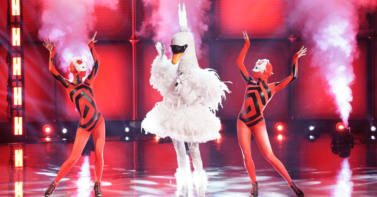 who is the swan the masked singer