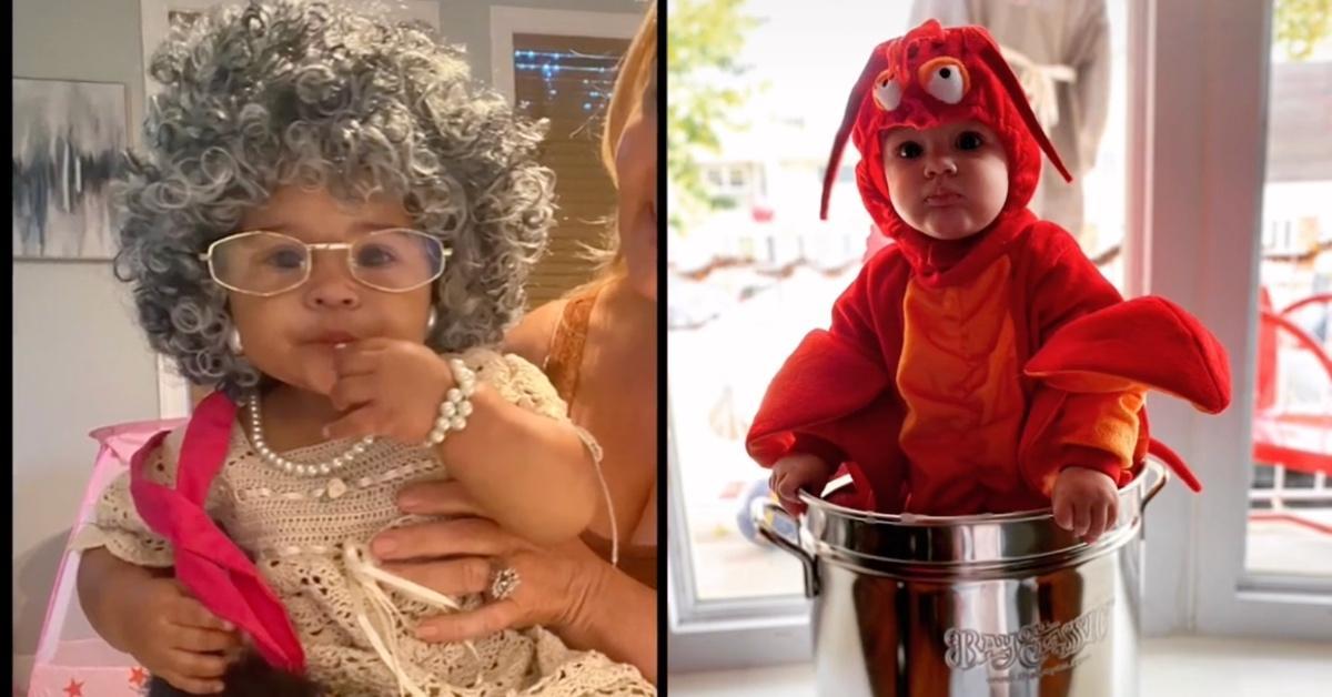 Baby Halloween Costumes TikTok