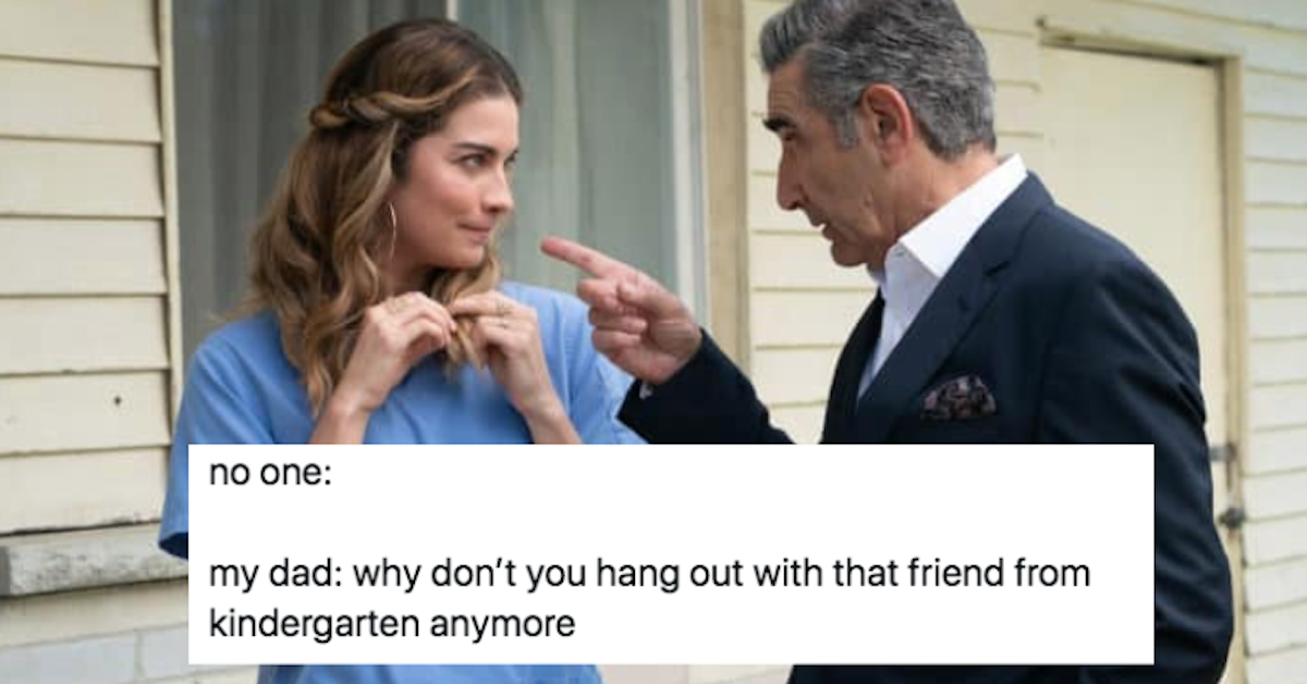 20 Funny Tweets About Dads Being Dads