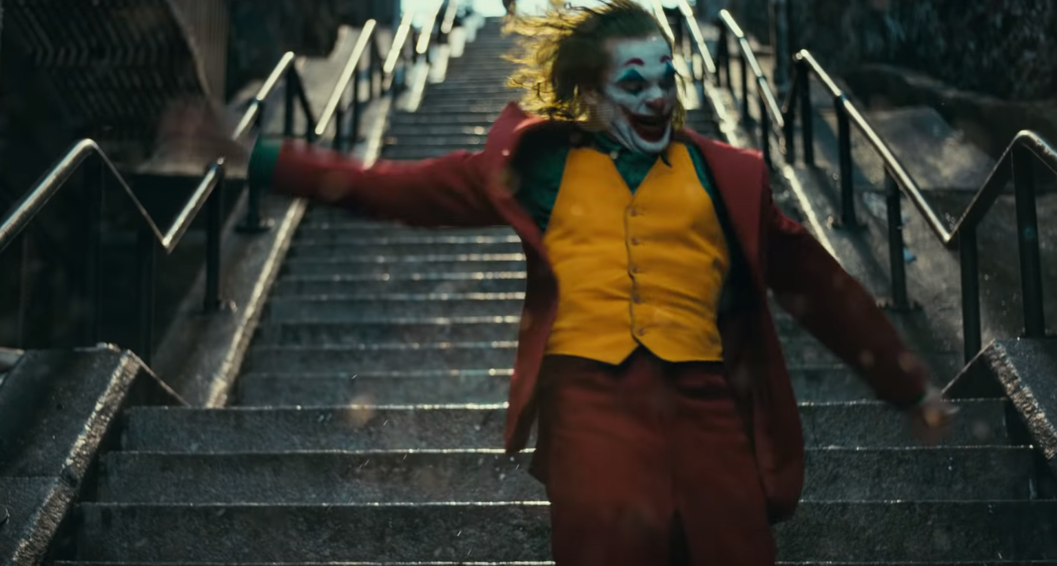 The Joker Stair Scene Controversy Explained