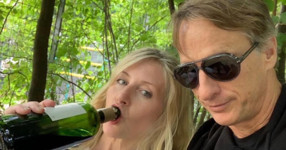 Tony Hawk和Cathy Goodman