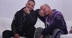 Maluma and J Balvin
