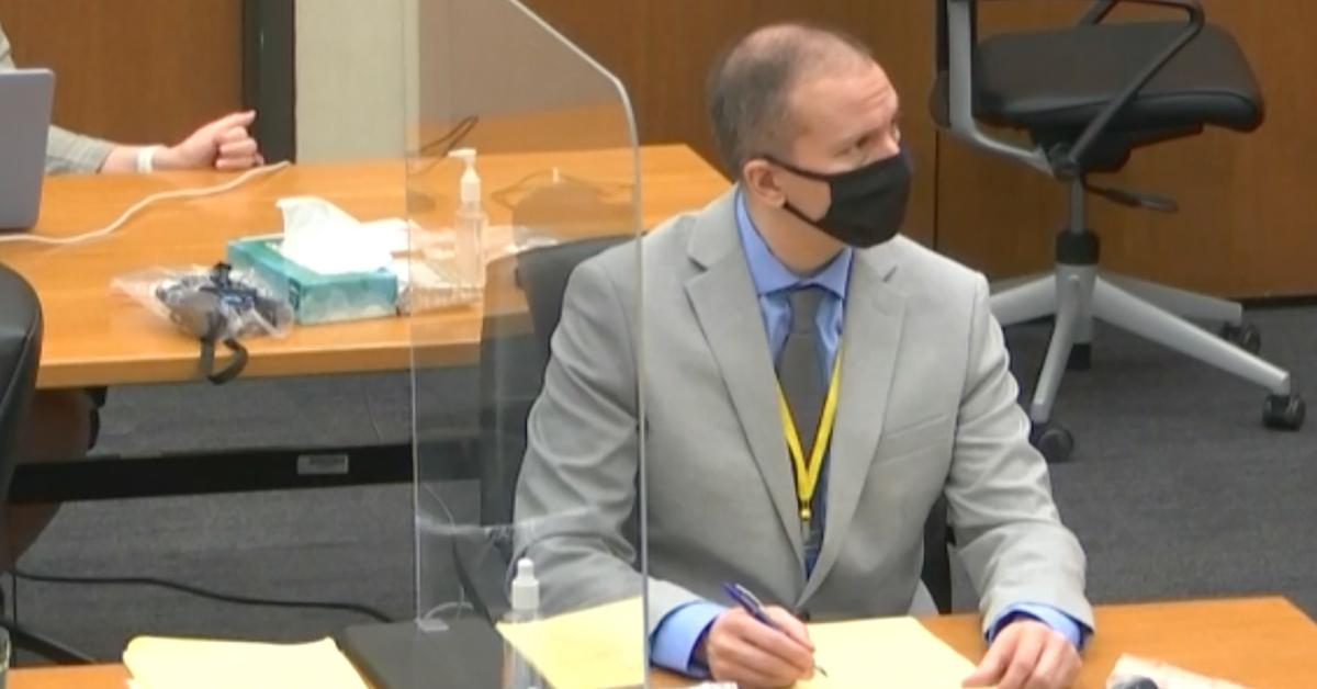 Derek Chauvin Keeps Writing During Trial: What's He Taking Notes On?