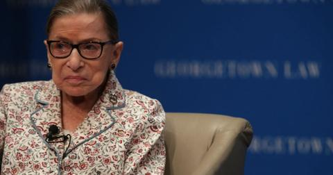 Does Ruth Bader Ginsburg Have Children She Has A Daughter And Son