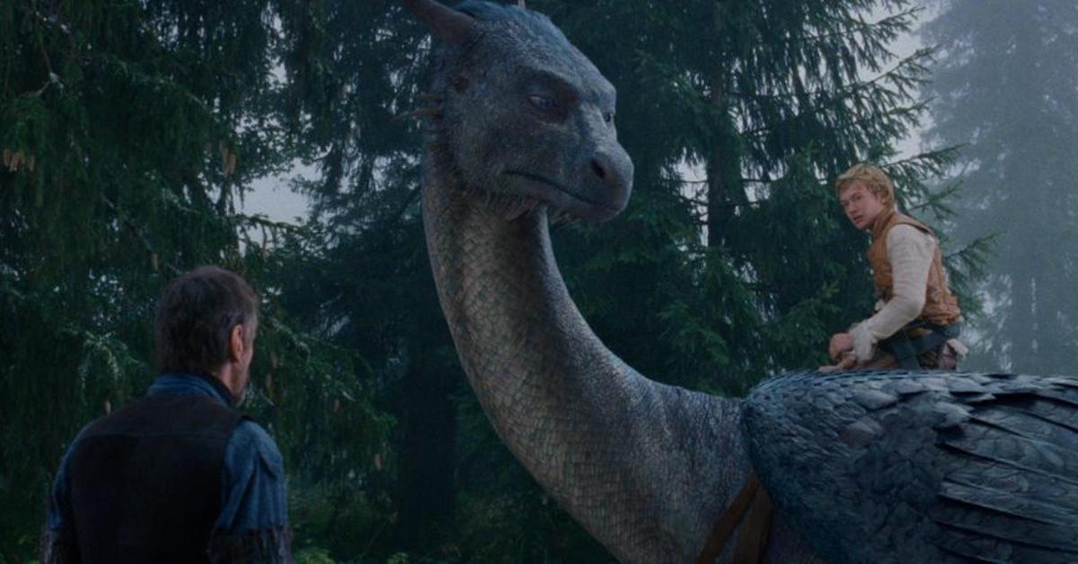 """""""Eragon"""", for the reader of the books the movie was a complete murder."""
